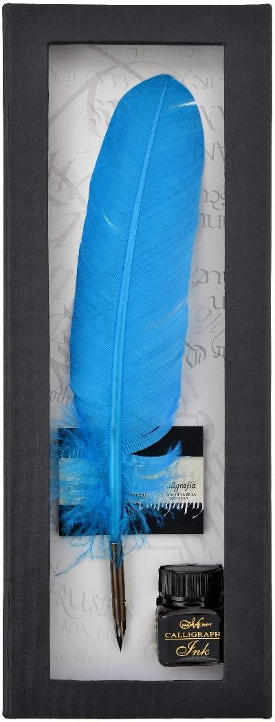 Manuscript MAN-MSH435QPI Quill Pen & Ink Set