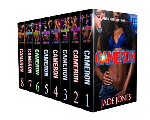 Cameron Series Boxed Set: Parts 1-8