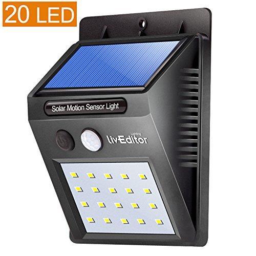 Weatherproof Solar Lights - 5