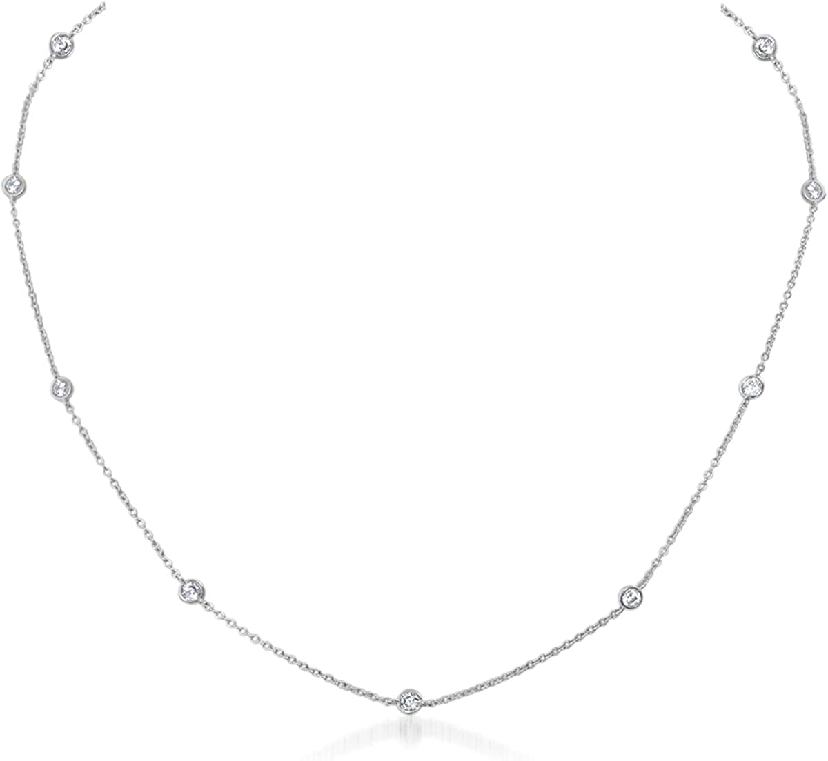 Classic with CZ Diamond 14k Gold Filled Dainty Body Chain CZ Body Chain Real Gold Body Chain Real Gold Jewelry