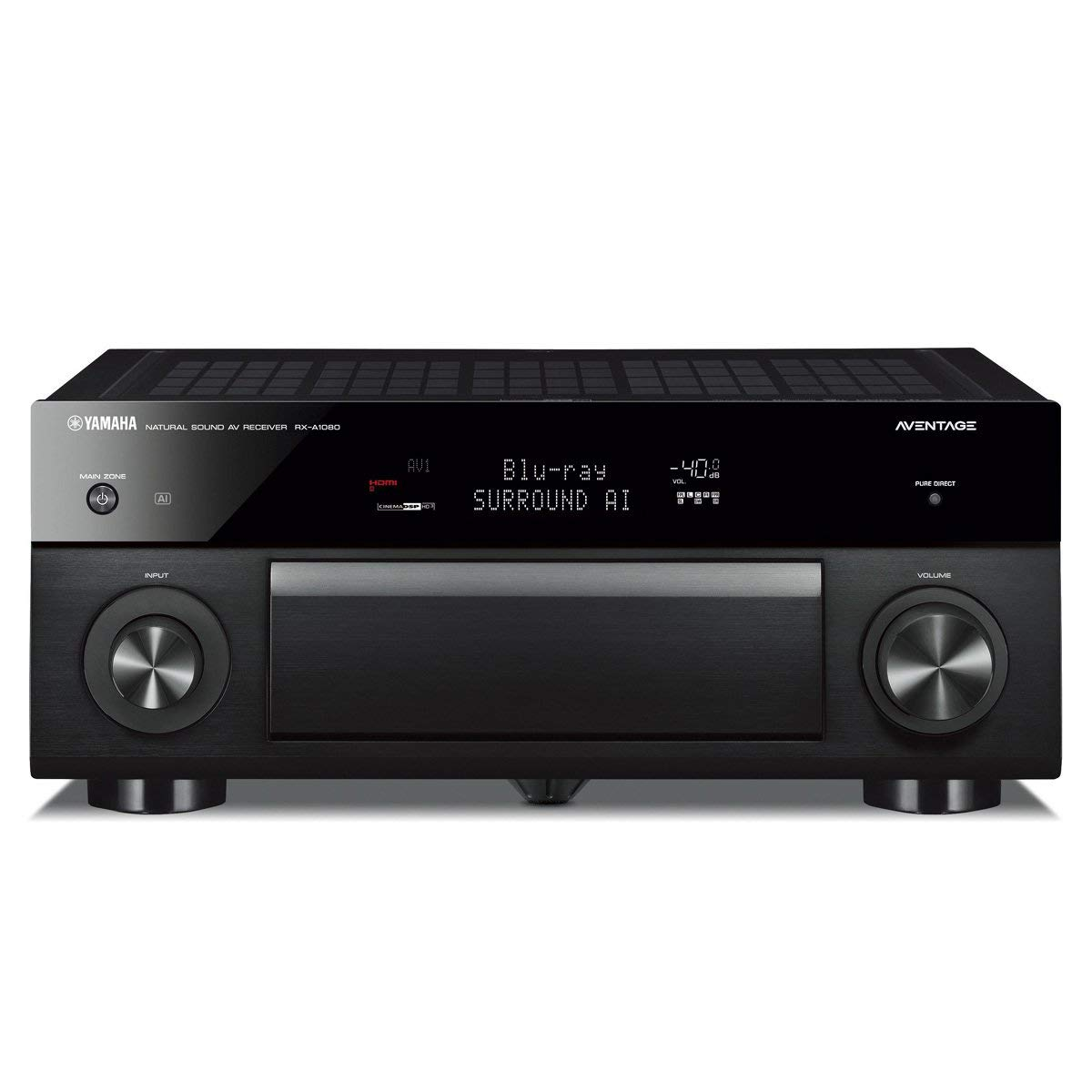 Yamaha AVENTAGE RX-A1080 7.2-Channel Network A/V Receiver by Yamaha Audio