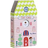 Tiny Town: (Board Books for Toddlers, Interactive Children's Books)