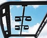Polaris Ranger Quick-Draw Overhead UTV Gun Rack For 2015-16 PolarisRanger 570 Midsize | 42-45'' by Great Day
