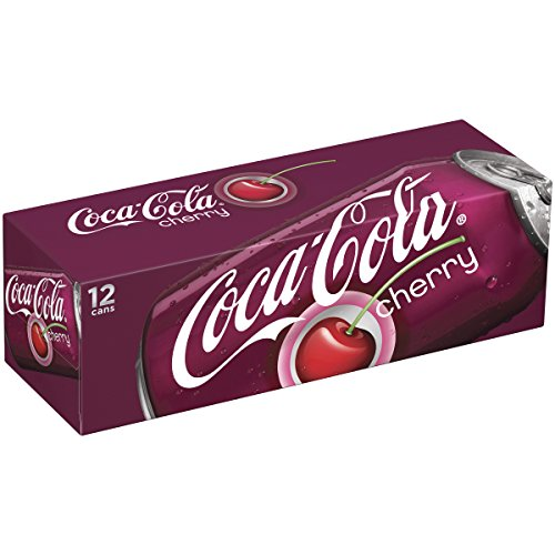Coca-Cola Cherry, 12 PK, 12 Fl oz Cans