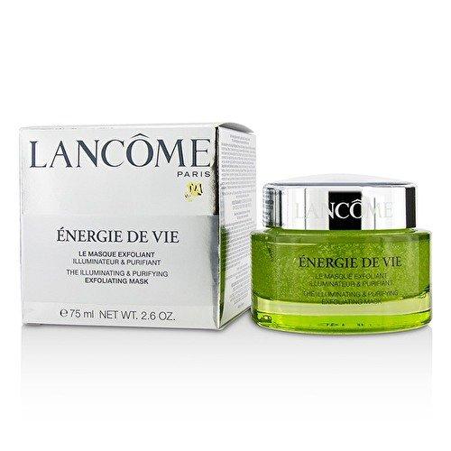 Lancome Energie De Vie The Illuminating & Purifying Exfoliating Mask - All Skin Types, Even Sensitive 75ml/2.6oz (Mask Skin Lancome)