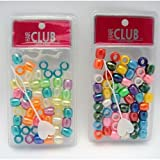 Hair Beads, Medium 48 pcs sku# 893842MA