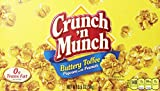 popcorn and peanuts - Crunch 'n Munch Buttery Toffee Popcorn with Peanuts
