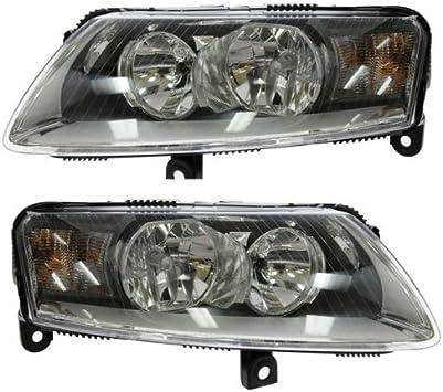 02-04 Xterra XE Headlamp Headlight Head Light Lamp Left Right Side Set PAIR DOT