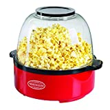 Nostalgia SP660RED Stir-Pop Popcorn Maker, Red