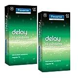 Pasante Delay Condoms x 24
