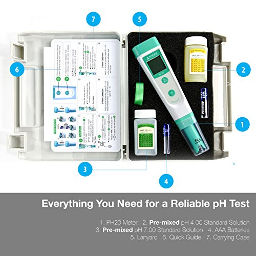 Buy portable ph meter