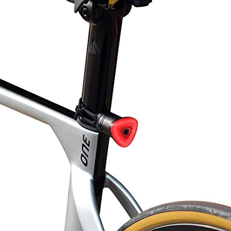 welltop Luz de Cola para Bicicleta, Luces traseras Recargables USB ...