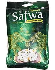 Al Safwa Indian Basmati Rice, 5 Kg