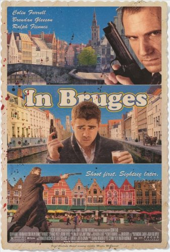 In Bruges Advertisement Movie (27 x 40 Inches - 69cm x 102cm) (2008)