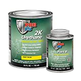 POR-15 43284 Safety Yellow 2K Urethane - 1 quart