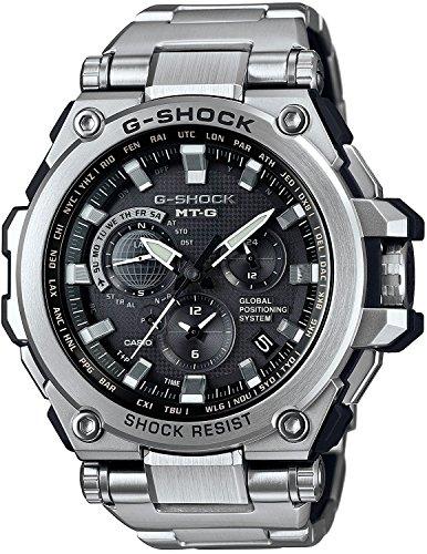 CASIO watch G-SHOCK MTG GPS hybrid Solar radio MTG-G1000D-1AJF Men's