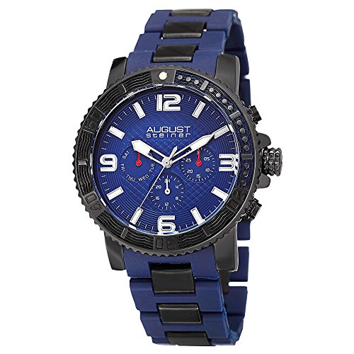 August Steiner AS8179BU Black/Blue
