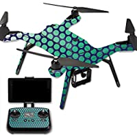 Skin For 3DR Solo Drone – Spots | MightySkins Protective, Durable, and Unique Vinyl Decal wrap cover | Easy To Apply, Remove, and Change Styles | Made in the USA
