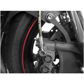 Standard Galfer 07-09 Yamaha FZ6 Rear Brake Line Kit