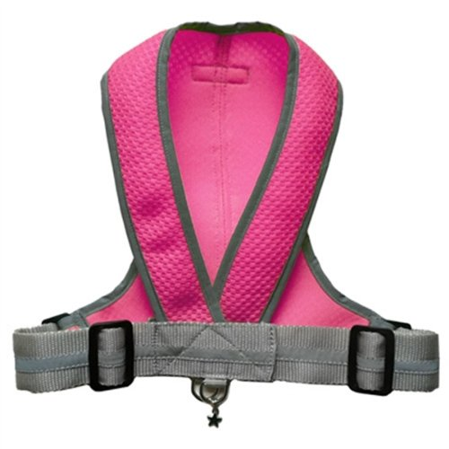 Precision Fit Harness - Mesh Hot Pink Small - From the In...