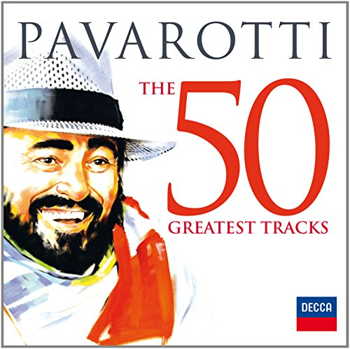 Pavarotti - The 50 Greatest Tracks