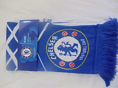 Rhinox Chelsea Football Club Official Scarf