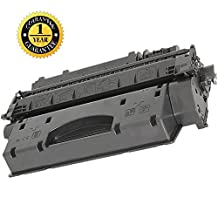 SaveOnMany ® HP CF280X (80X) HP80X Black BK - 6,900 Pages High Yield of CF280A HP80A 80A New Compatible Toner Cartridge For HP LaserJet Pro 400 (M401dn / M401dne / M401dw / M401n / M425dn), Pro M403dn, Pro M403n