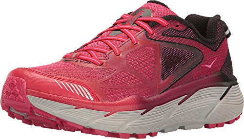 HOKA ONE ONE Women's Challenger ATR 3 Shoe (10.5, Neon Fuchsia) by HOKA ONE ONE