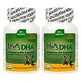 100 vegetarian omega 3 - Martek Life's DHA Omega-3 DHA 100mg 90 All-vegetarian Softgels Kids (pack of 2)