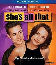 She's All That (Blu-ray + Digi