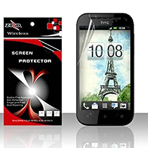 For HTC One SV C525 (Cricket/Boost) - Clear Screen Protector