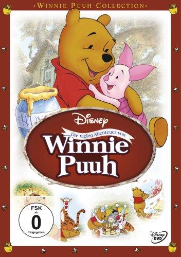 Die vielen Abenteuer von Winnie Puuh Winnie Puuh Collection