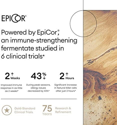 Apple Cider Vinegar Capsules for Weight Loss Support + Immune Support - Immune Booster Featuring EpiCor 9