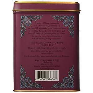 Harney & Sons Caffeinated Chinese Flower Green Tea Tin 20 Sachets
