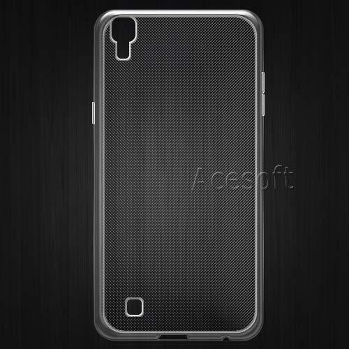 buy online 508aa 223a6 Amazon.com: [ LG X Power LS755 Case ] Clear Case Soft TPU Case ...