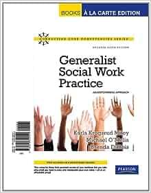 social work practice a generalist approach pdf