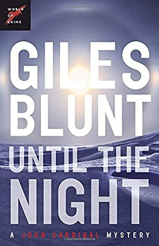 book cover of Until the Night
