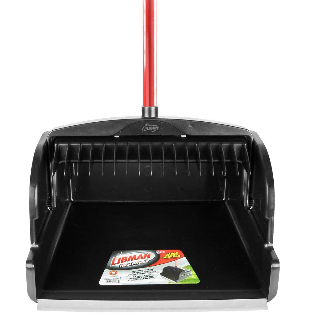 Libman Commercial 1168 Large-Scoop Dust Pan