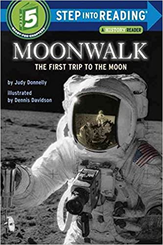 The First Trip to the Moon Moonwalk