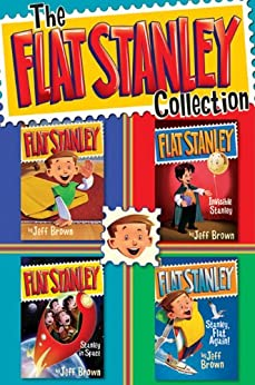 The Flat Stanley Collection (Four Complete Books) by [Brown, Jeff]
