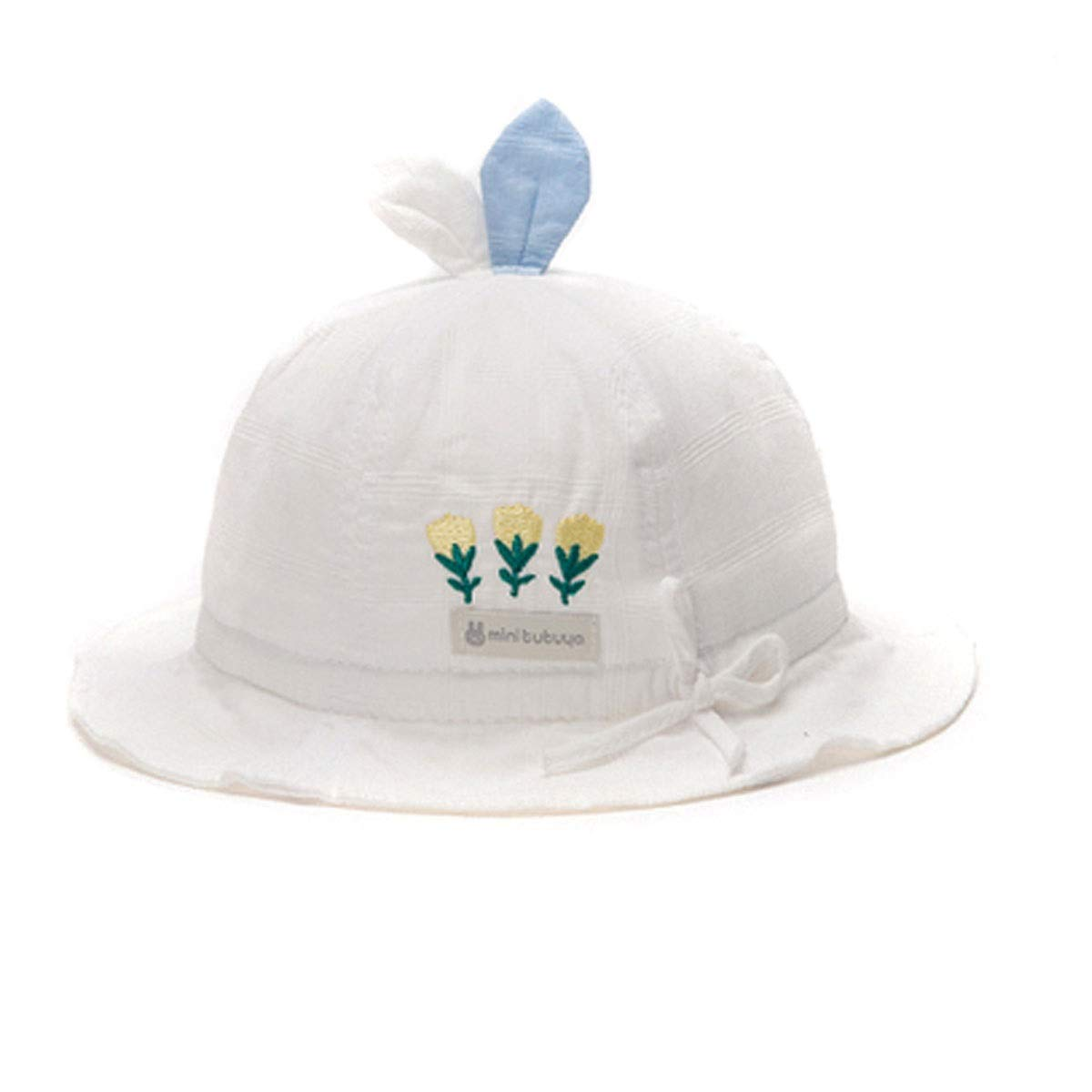 Color : White Sun Protection Dome Sun Hat Outdoor Sports Hat Blue//Pink//White Huijunwenti Hat