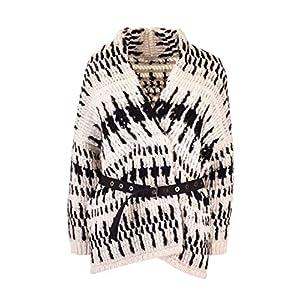 BRUNELLO CUCINELLI Fashion Womens M6Z603216CW164 White Cardigan | Autumn-Winter 19
