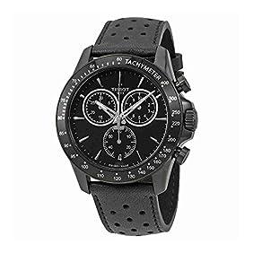 Tissot Watches Men's V8 Watch (Black)