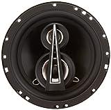Lanzar MX63 Max Series 6.5-Inch 400-Watt 3-Way Coaxial Speakers (Pair)