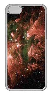 Customized iphone 5C PC Transparent Case - Eta Carinae Personalized Cover