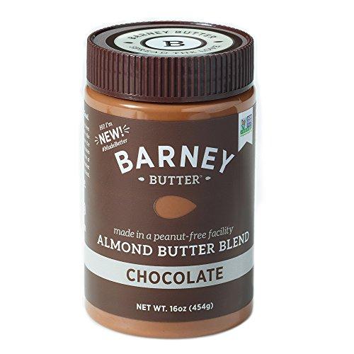 Barney Butter Almond Butter, Chocolate, 16 Ounce