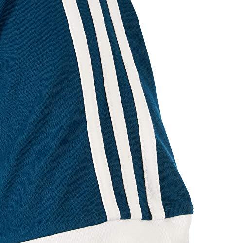 T Legend 3 shirt stripes Maglietta Uomo Adidas Marine qRUEZwxw