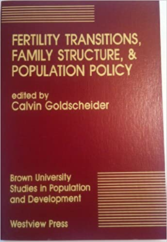 Téléchargement de livres pdf en ligne Fertility Transitions, Family Structure, And Population Policy (Brown University Studies in Population and Development) in French PDF