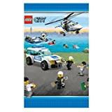 LEGO CITY Party Supplies 54″ x 96″ Paper Tablecover – 1 Each, Health Care Stuffs