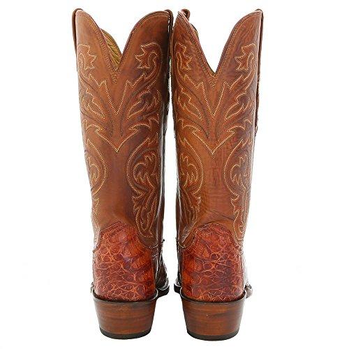 Stivali Da Cowboy Lucchese In Pelle Di Coccodrillo Donna Lucchese Hl4014.54 Victoria